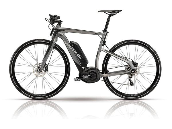 Haibike Xduro Urban Color: Gray/Black