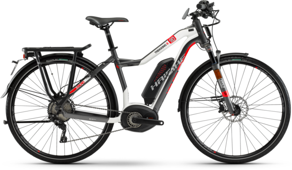 Haibike XDURO Trekking S 9.0 Low-step Color: Gray
