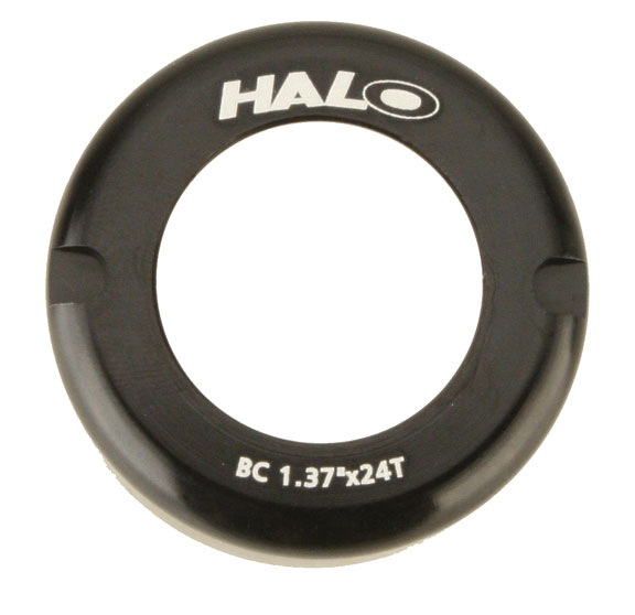 HALO Fix-T Thread Cover Color: Black