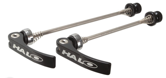HALO Porkies Quick Release Skewers Color: Black