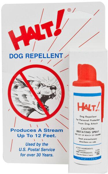 Halt! Dog Repellent