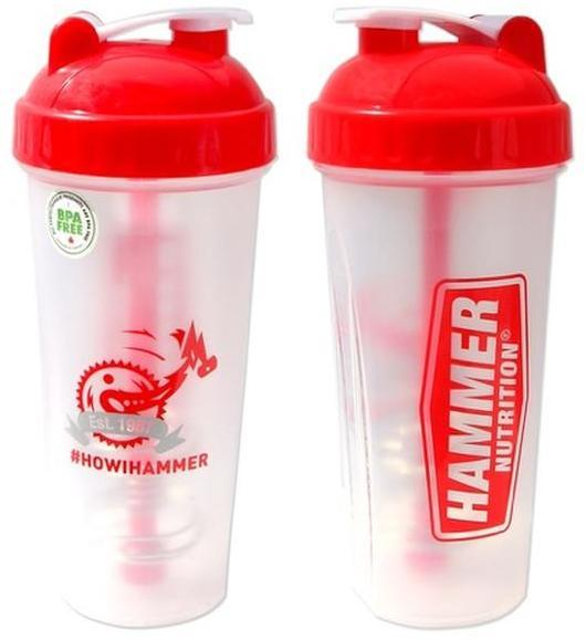 Hammer Nutrition Blender Shaker Bottle Size: 28-ounce