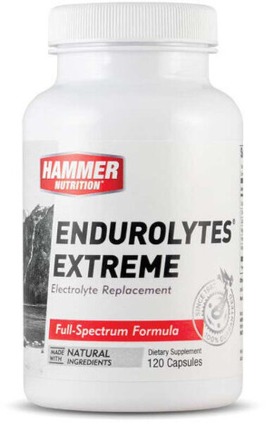 Hammer Nutrition Endurolytes Extreme Capsules