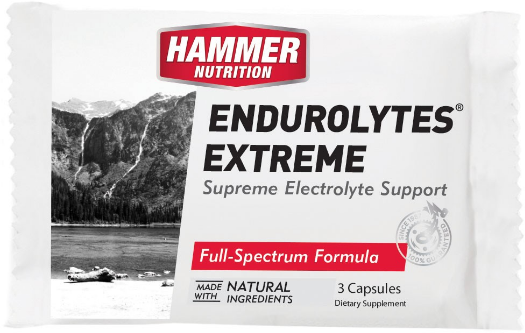 Hammer Nutrition Endurolytes Extreme Capsules (24 3-Capsule Sampler)