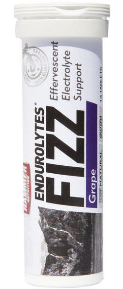 Hammer Nutrition Endurolytes Fizz Flavor | Size: Grapefruit | 13-serving 12-pack