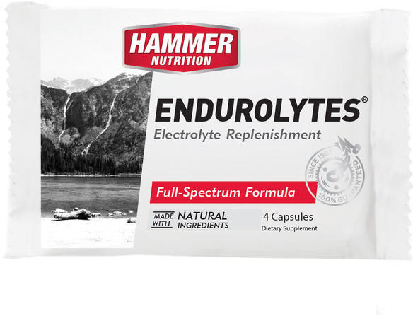 Hammer Nutrition Endurolytes Sample Packs (24 4-Capsule Packs)
