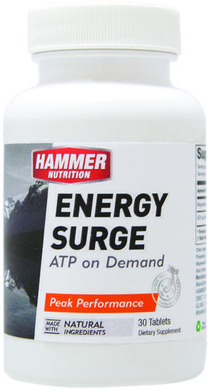 Hammer Nutrition Energy Surge Size: 30 Tablets