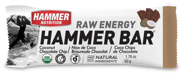 Hammer Nutrition Hammer Bar Flavor | Size: Coconut Chocolate Chip | Single Serving