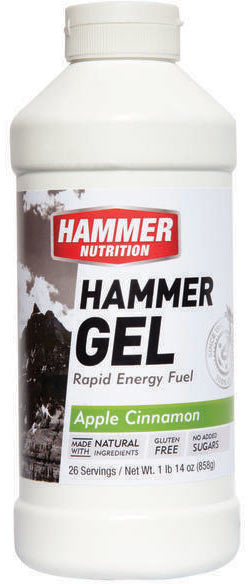Hammer Nutrition Hammer Gel Flavor | Size: Apple Cinnamon | 26-serving