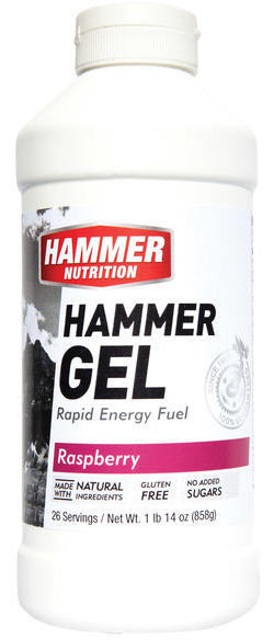 Hammer Nutrition Hammer Gel Flavor | Size: Raspberry | 26-serving
