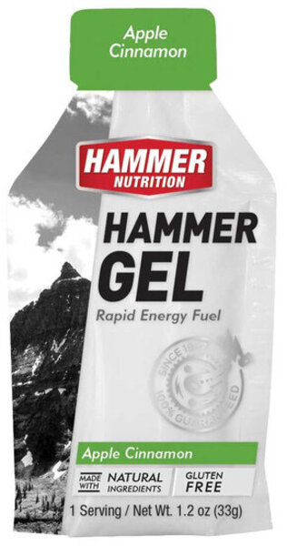 Hammer Nutrition Hammer Gel Flavor | Size: Apple Cinnamon | Single Serving