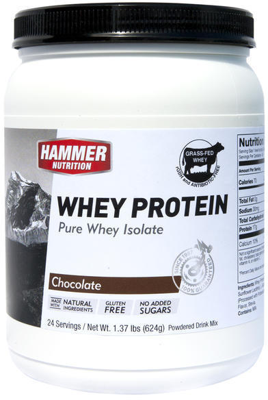 Hammer Nutrition Hammer Whey Protein Flavor | Size: Chocolate | 24-serving