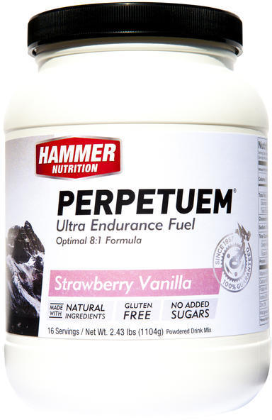 Hammer Nutrition Perpetuem Flavor | Size: Strawberry-Vanilla | 16-serving
