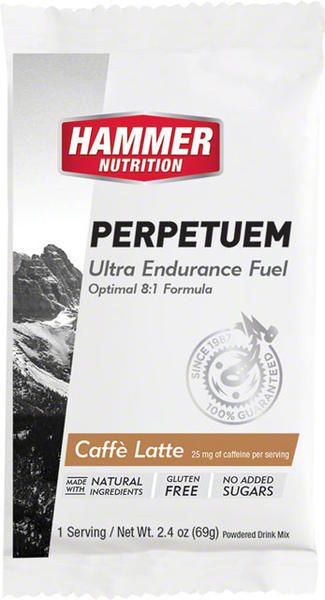 Hammer Nutrition Perpetuem Flavor | Size: Caffe Latte | Single Serving