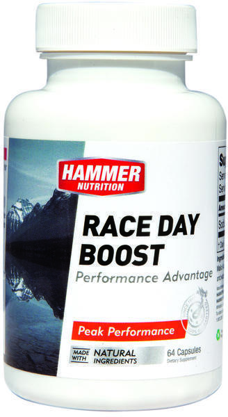 Hammer Nutrition Race Day Boost Size: 64 Capsules