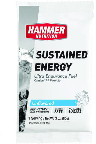 Hammer Nutrition Sustained Energy (12-pack) Flavor: Unflavored