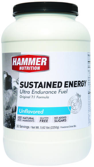 Hammer Nutrition Sustained Energy Flavor | Size: Unflavored | 30-serving