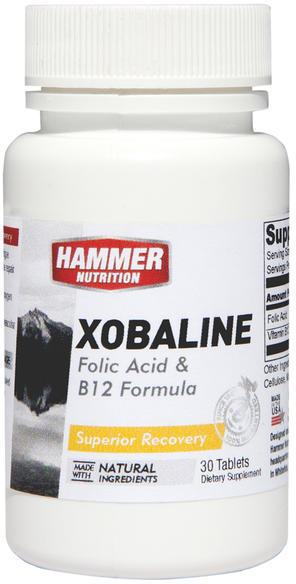 Hammer Nutrition Xobaline Size: 30 Tablets