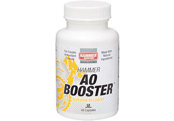 Hammer Nutrition AO Booster Size: 60 Capsules