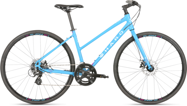 Haro Aire Color: Sky Blue
