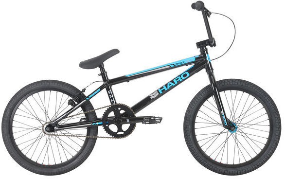 Haro Annex Pro XL Color: Gloss Black