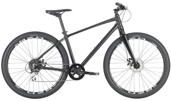 Haro Beasley 27.5 Color: Matte Black