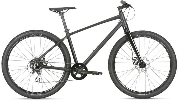 Haro Beasley 27.5 Color: Satin Black/Black
