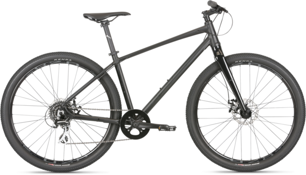 Haro Beasley 27.5 Color: Matte Black/Black