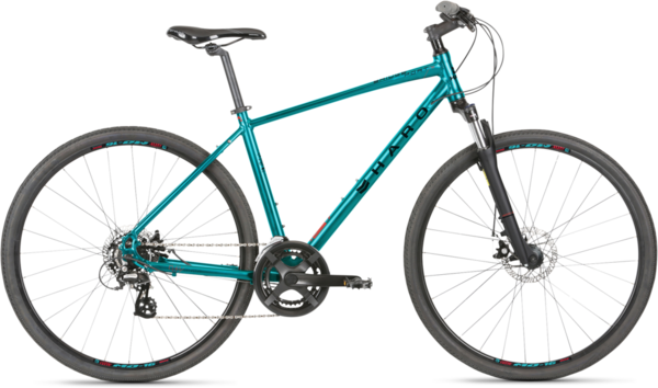 Haro Bridgeport Color: Blue Skies