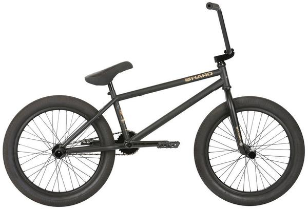 Haro CK AM Color: Matte Black