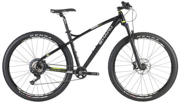 Haro Double Peak 27.5 Expert Color: Black/Charcoal