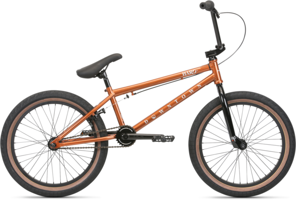 Haro Downtown Color: Copper