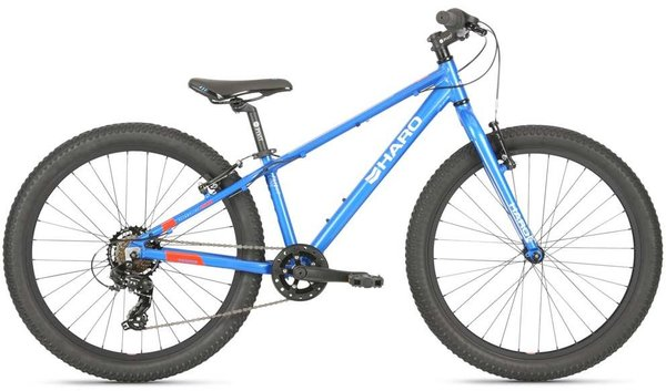 Haro Flightline 24 Plus Color: Bright Blue