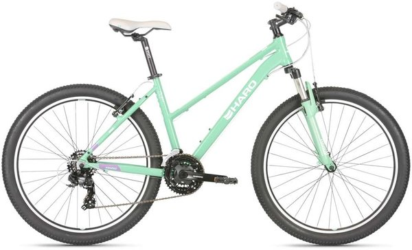 Haro Flightline One ST Color: Seafoam Green
