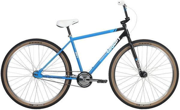 Haro Group 1 RS-1 29 Color: Pistol Blue/Black