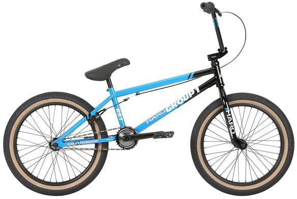 Haro Group 1 RS-1 Trails Color: Black/Blue