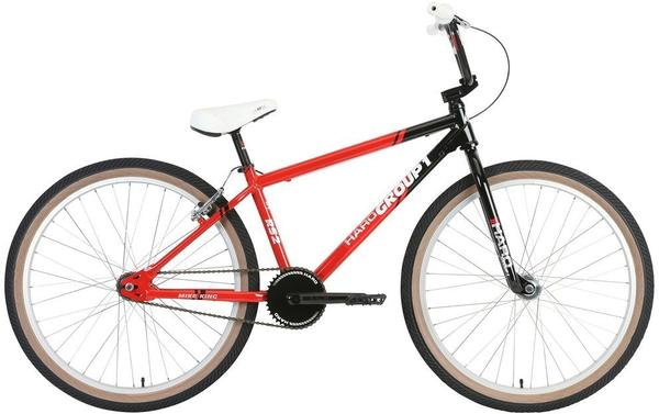 Haro Group 1 RS-2 26 Color: Red/Black