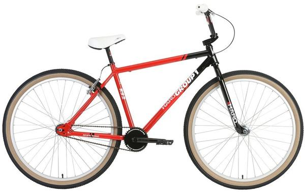 Haro Group 1 RS-2 29 Color: Red/Black