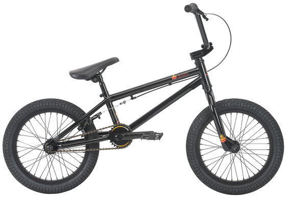 Haro Leucadia 16 Color: Gloss Black