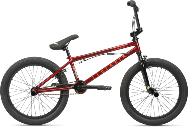 Haro Leucadia DLX Color: Deep Red