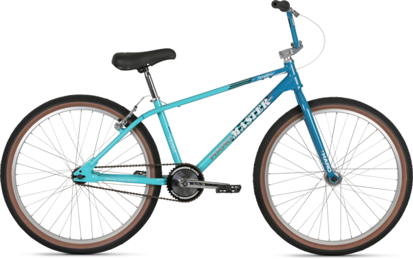 Haro DMC 24 Color: Teal/Turquoise