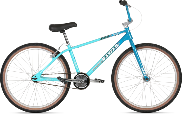 Haro Master DMC 26 Color: Teal/Turquoise