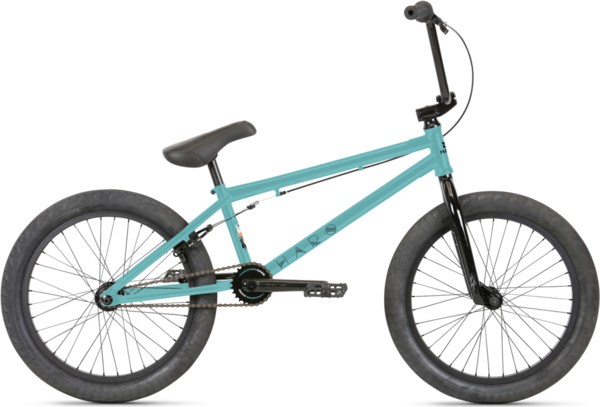 Haro Midway Color: Cadet Blue