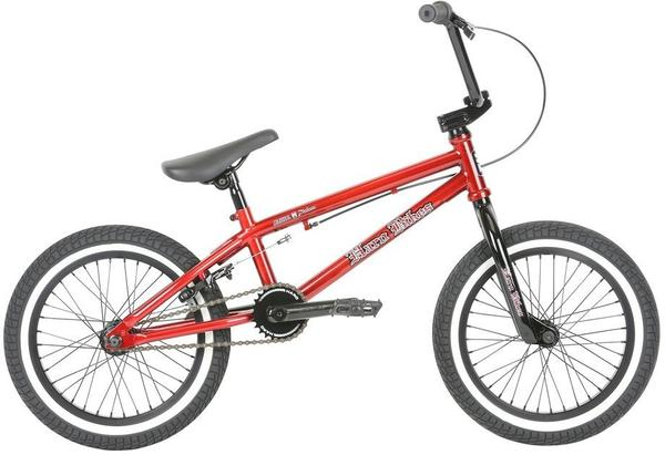 Haro Mirra 16 Color: Mirra Red