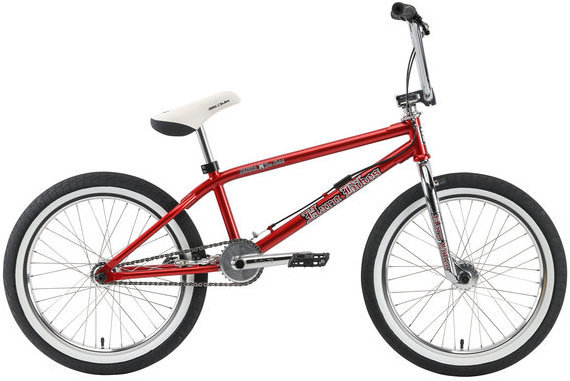 Haro Mirra Pro Tribute Color: Gloss Mirra Red