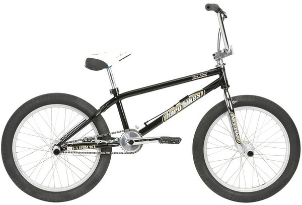 Haro Mirra Pro Tribute Color: Gloss Black