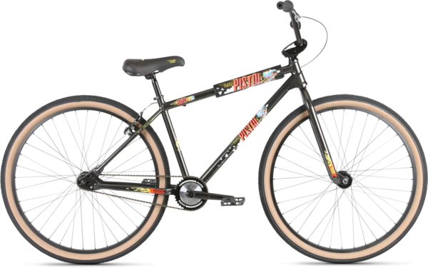 Haro Pistol 29 Color: Grey