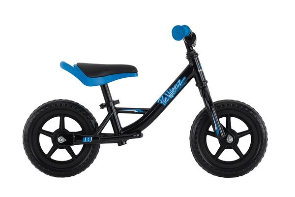 Haro PreWheelz 10 Color: Gloss Black