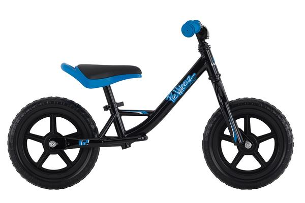 Haro PreWheelz 12 EVA Color: Black