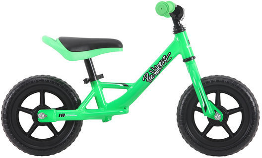 Haro PreWheelz 10 EVA Color: Bad Apple